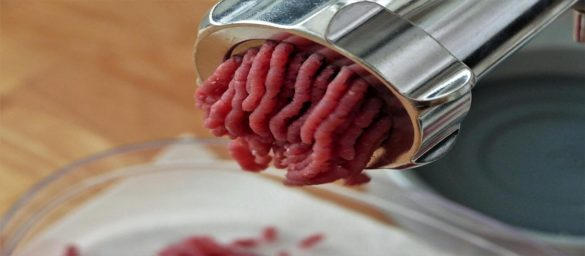Mszynka do mielenia mięsa